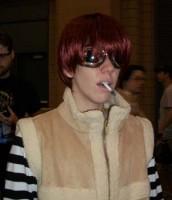 Matt cosplay wig