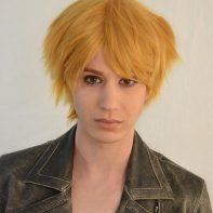 Naruto cosplay wig