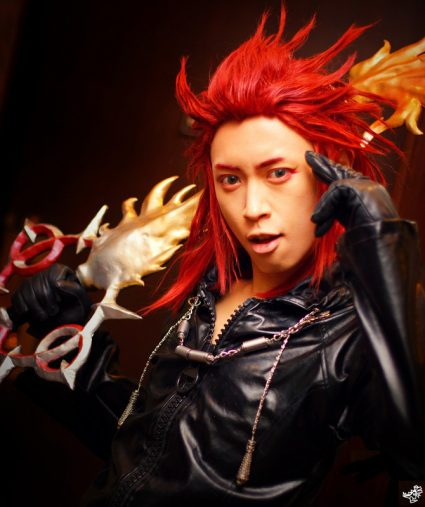 Axel cosplay by m-hydra.deviantart.com