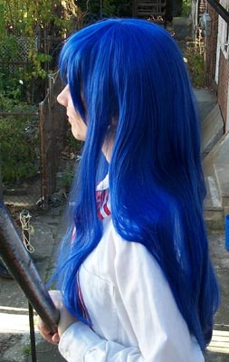 Konata wig side view