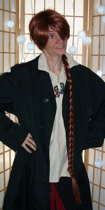 Pip cosplay wig