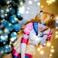 Sailor Moon cosplay, photograph by Sakura Diamond Photography