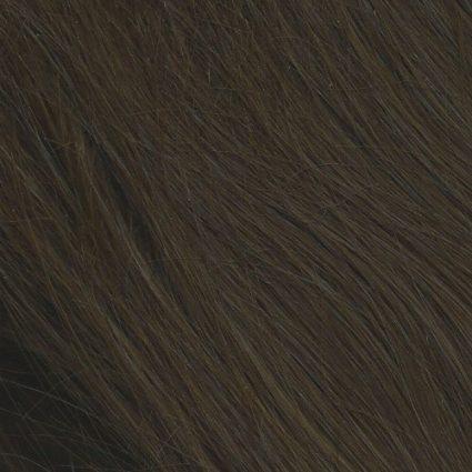 Dark brown color swatch