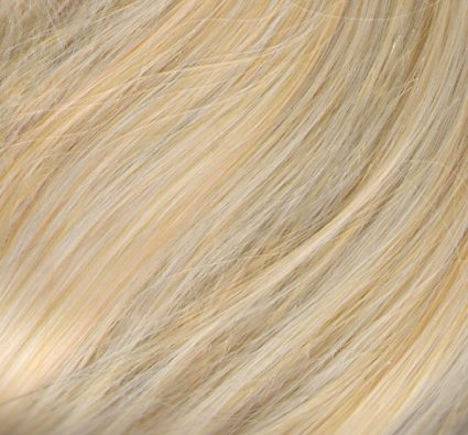 Light blonde color swatch