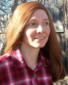 Amy Pond cosplay wig