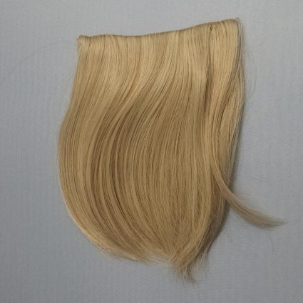 "bang clips in ""mallorn blond"""
