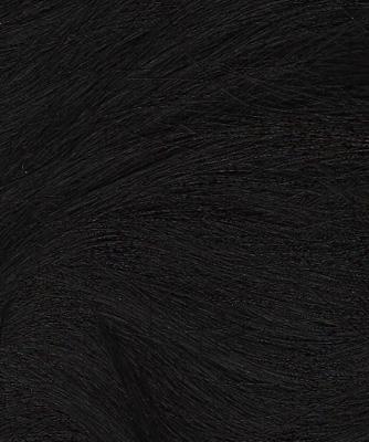 Black wig color