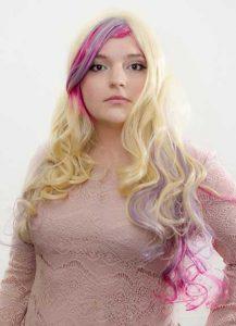 Cadence cosplay wig