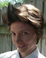 10th Doctor wig styled view