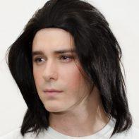 Equius Cosplay Wig