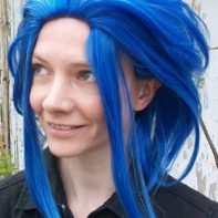 Levy Mcgarden cosplay wig