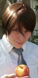 Light Yagami cosplay wig