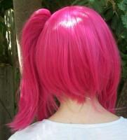 Morgiana cosplay wig