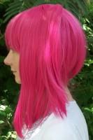 Morgiana cosplay wig side view
