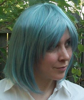 Sayaka cosplay wig