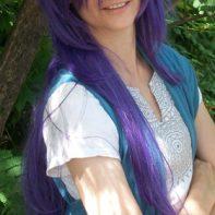 Sinbad cosplay wig