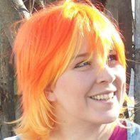 Spitfire cosplay wig