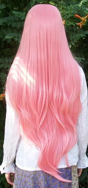 Long Silver Hair Wigs