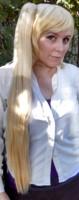 Neru cosplay wig (worn with one ponytail)