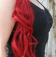 Yoko cosplay wig