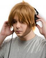 Yosuke cosplay wig