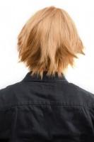 Yosuke cosplay wig back view