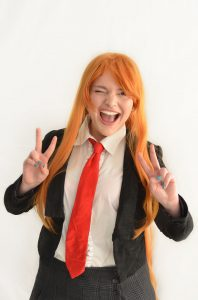 Orange (Copper) Wigs