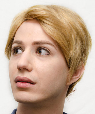 Erwin Smith cosplay wig