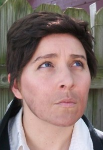 Castiel cosplay wig