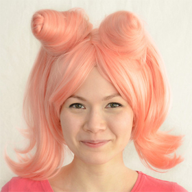 Chibi Moon cosplay wig