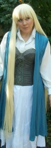 Chii cosplay wig