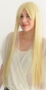 Deedlit cosplay wig