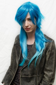 Seragaki Aoba cosplay wig