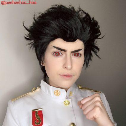 Ishimaru cosplay by @peeheehoo_haa