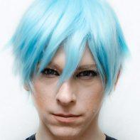 Kuroko cosplay wig