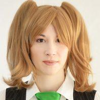 Maka cosplay wig
