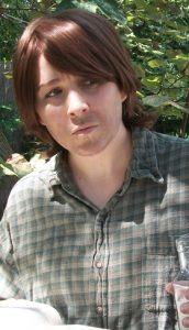 Sam Winchester cosplay wig