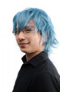 Aikuro Mikisugi cosplay wig