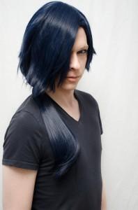 Koujaku cosplay wig