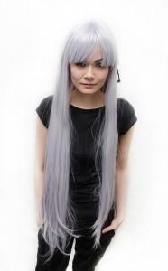 Kirigiri Kyouko cosplay wig