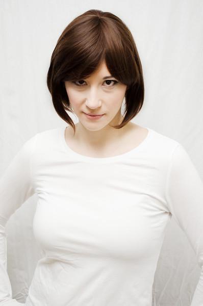 Elizabeth cosplay wig