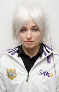 Gintoki cosplay wig