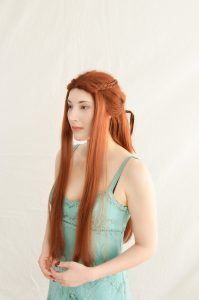 Sansa Stark cosplay wig