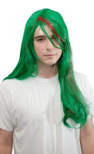 Makishima cosplay wig