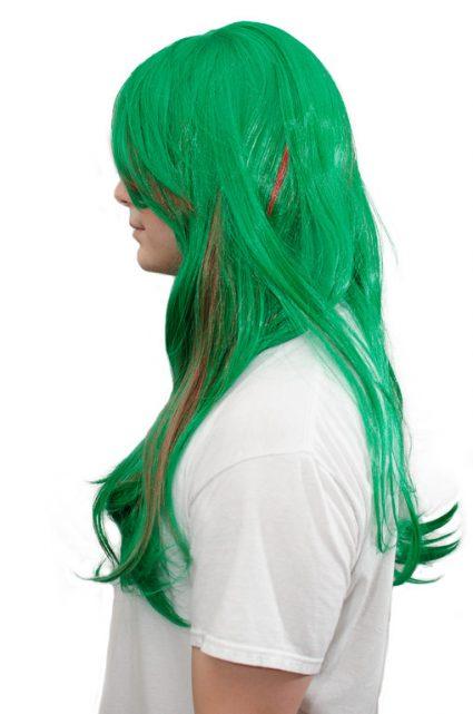 Makishima cosplay wig side view