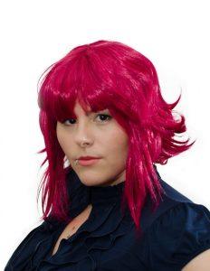 Annie cosplay wig