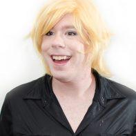 Yumoto Hakone cosplay wig