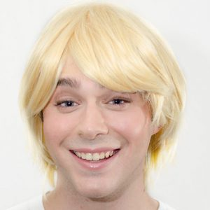 Nagisa cosplay wig