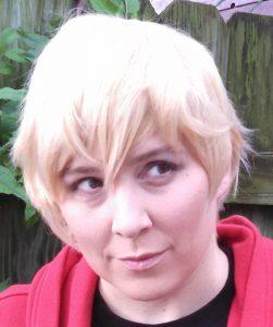 Noiz cosplay wig