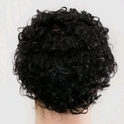 Steven Universe wig back view